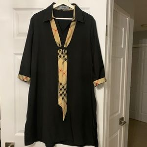 Cherie Bliss brand ladies size Large tunic top